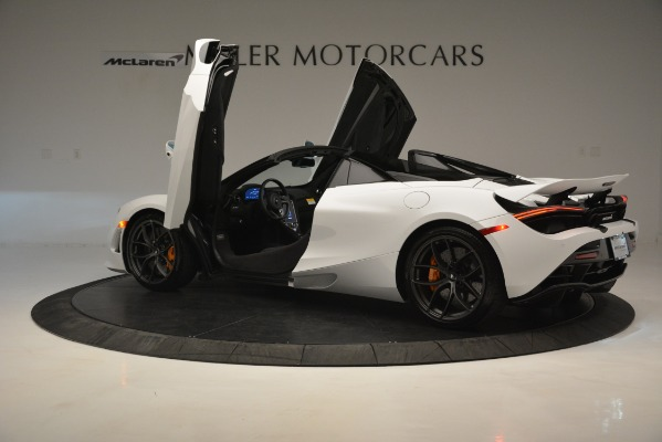 New 2020 McLaren 720S Spider Convertible for sale Sold at Alfa Romeo of Westport in Westport CT 06880 19