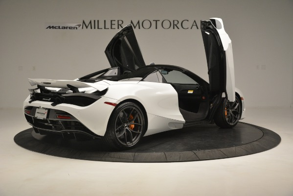New 2020 McLaren 720S Spider Convertible for sale Sold at Alfa Romeo of Westport in Westport CT 06880 21