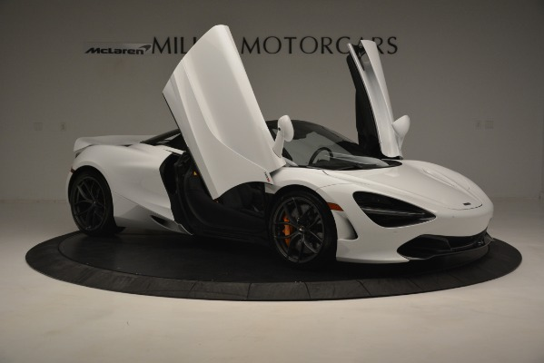New 2020 McLaren 720S Spider Convertible for sale Sold at Alfa Romeo of Westport in Westport CT 06880 22