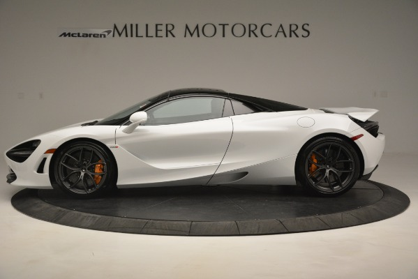 New 2020 McLaren 720S Spider Convertible for sale Sold at Alfa Romeo of Westport in Westport CT 06880 3