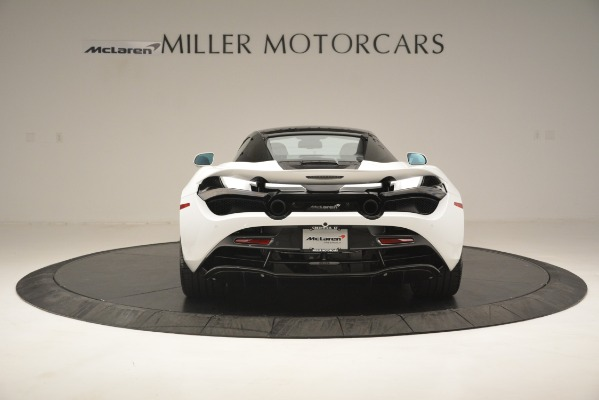 New 2020 McLaren 720S Spider Convertible for sale Sold at Alfa Romeo of Westport in Westport CT 06880 5