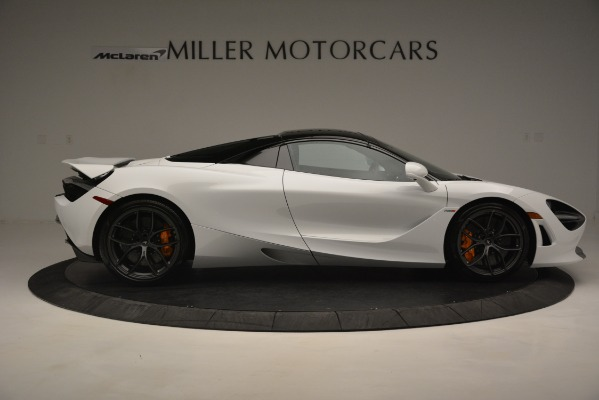 New 2020 McLaren 720S Spider Convertible for sale Sold at Alfa Romeo of Westport in Westport CT 06880 7