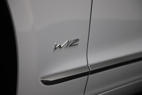 New 2020 Bentley Flying Spur W12 for sale Sold at Alfa Romeo of Westport in Westport CT 06880 17