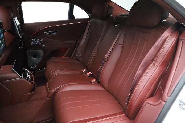 New 2020 Bentley Flying Spur W12 for sale Sold at Alfa Romeo of Westport in Westport CT 06880 25