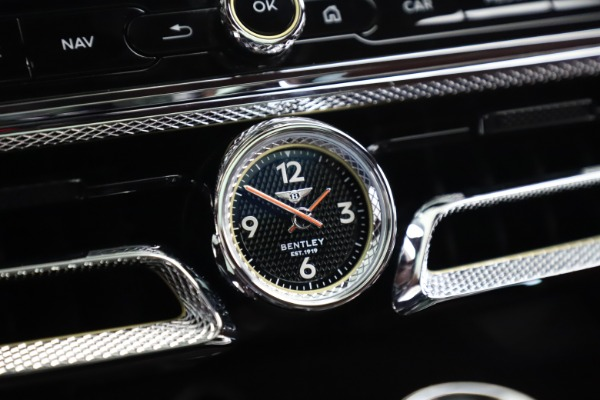 New 2020 Bentley Flying Spur W12 for sale Sold at Alfa Romeo of Westport in Westport CT 06880 28