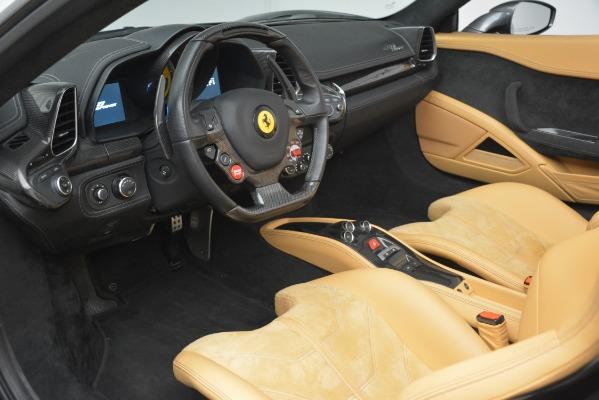 Used 2013 Ferrari 458 Spider for sale Sold at Alfa Romeo of Westport in Westport CT 06880 17