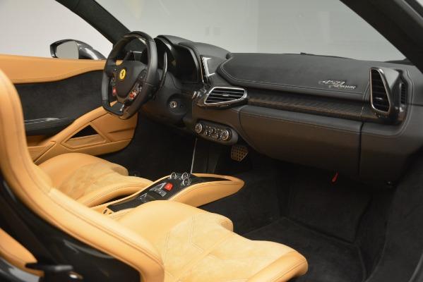 Used 2013 Ferrari 458 Spider for sale Sold at Alfa Romeo of Westport in Westport CT 06880 20