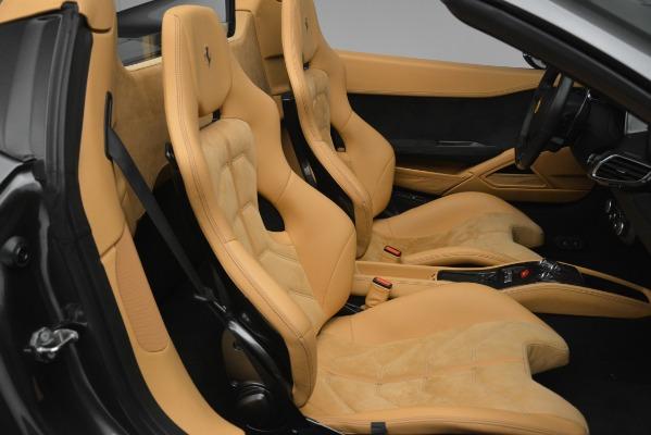 Used 2013 Ferrari 458 Spider for sale Sold at Alfa Romeo of Westport in Westport CT 06880 22