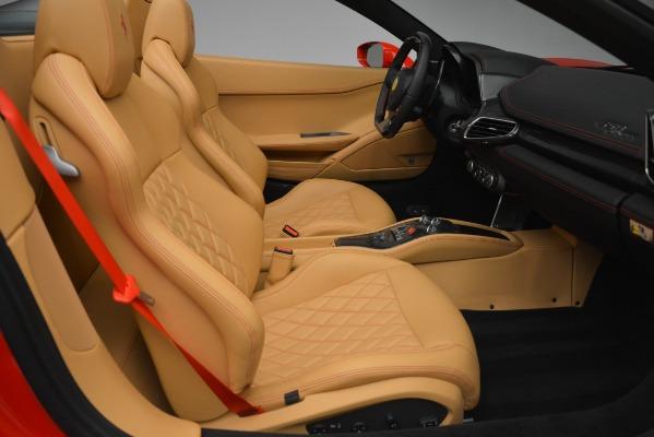 Used 2015 Ferrari 458 Spider for sale Sold at Alfa Romeo of Westport in Westport CT 06880 24