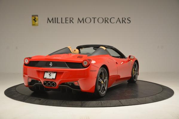 Used 2015 Ferrari 458 Spider for sale Sold at Alfa Romeo of Westport in Westport CT 06880 8