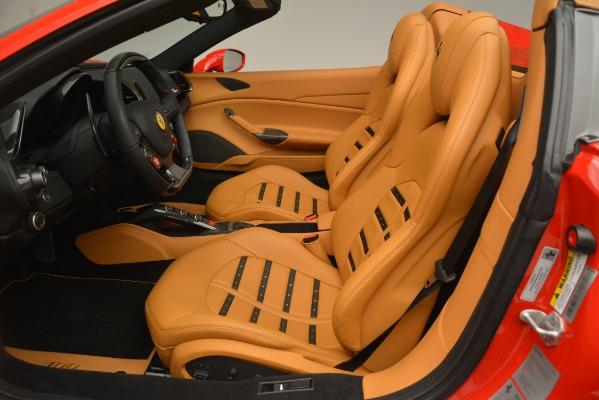 Used 2018 Ferrari 488 Spider for sale Sold at Alfa Romeo of Westport in Westport CT 06880 20