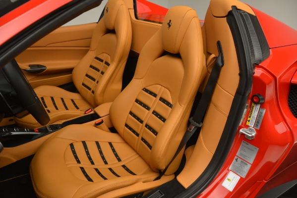 Used 2018 Ferrari 488 Spider for sale Sold at Alfa Romeo of Westport in Westport CT 06880 21