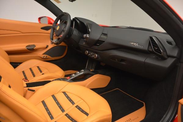 Used 2018 Ferrari 488 Spider for sale Sold at Alfa Romeo of Westport in Westport CT 06880 23
