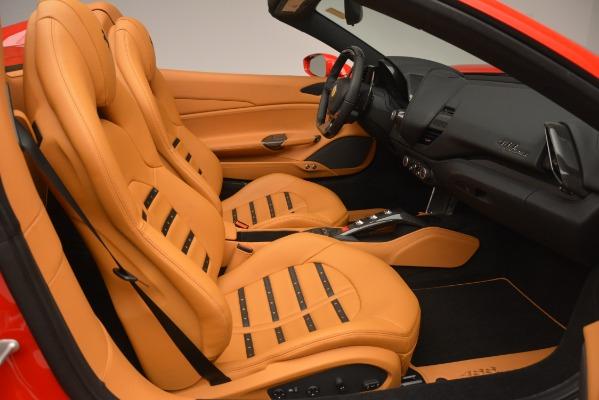 Used 2018 Ferrari 488 Spider for sale Sold at Alfa Romeo of Westport in Westport CT 06880 24
