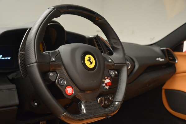 Used 2018 Ferrari 488 Spider for sale Sold at Alfa Romeo of Westport in Westport CT 06880 26