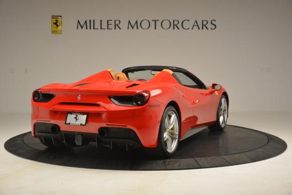 Used 2018 Ferrari 488 Spider for sale Sold at Alfa Romeo of Westport in Westport CT 06880 7