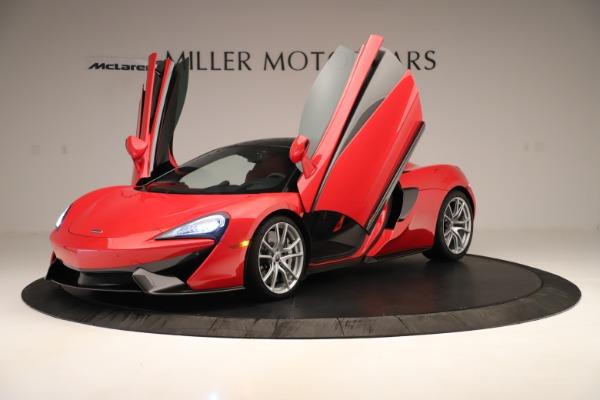 Used 2016 McLaren 570S Coupe for sale Sold at Alfa Romeo of Westport in Westport CT 06880 10