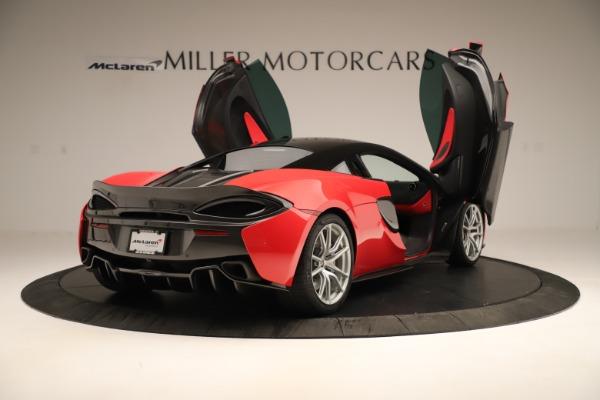 Used 2016 McLaren 570S Coupe for sale Sold at Alfa Romeo of Westport in Westport CT 06880 14