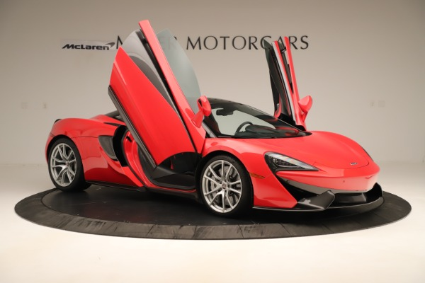 Used 2016 McLaren 570S Coupe for sale Sold at Alfa Romeo of Westport in Westport CT 06880 16