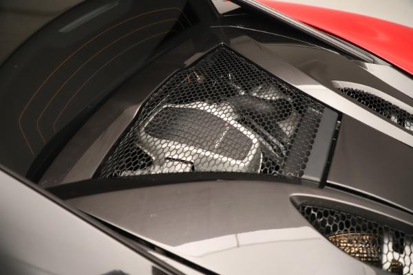 Used 2016 McLaren 570S Coupe for sale Sold at Alfa Romeo of Westport in Westport CT 06880 19