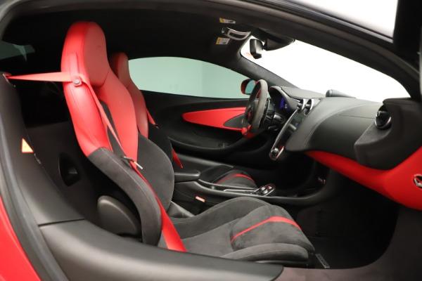 Used 2016 McLaren 570S Coupe for sale Sold at Alfa Romeo of Westport in Westport CT 06880 20