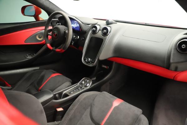 Used 2016 McLaren 570S Coupe for sale Sold at Alfa Romeo of Westport in Westport CT 06880 22