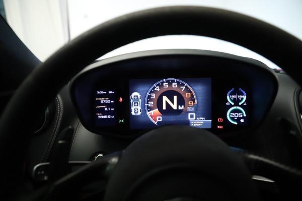 Used 2016 McLaren 570S Coupe for sale Sold at Alfa Romeo of Westport in Westport CT 06880 26