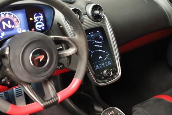 Used 2016 McLaren 570S Coupe for sale Sold at Alfa Romeo of Westport in Westport CT 06880 28