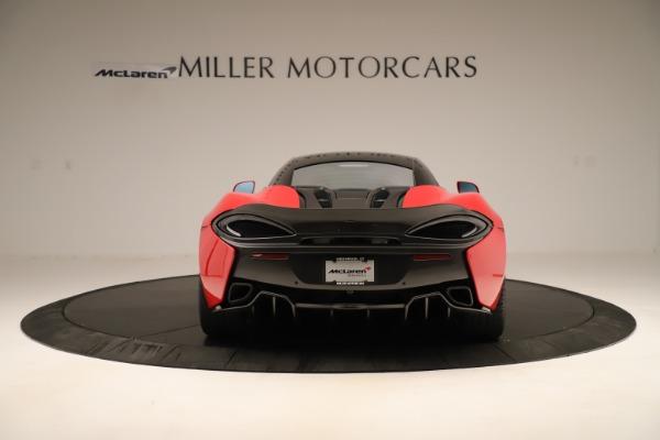 Used 2016 McLaren 570S Coupe for sale Sold at Alfa Romeo of Westport in Westport CT 06880 4