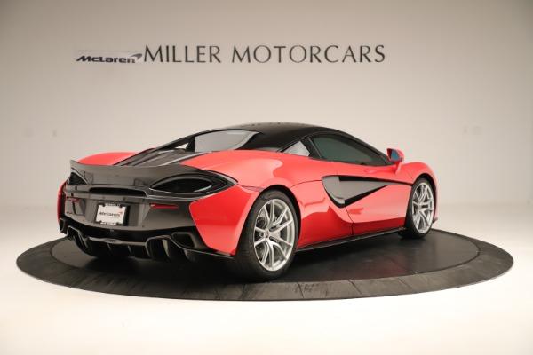 Used 2016 McLaren 570S Coupe for sale Sold at Alfa Romeo of Westport in Westport CT 06880 5