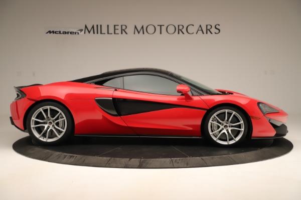 Used 2016 McLaren 570S Coupe for sale Sold at Alfa Romeo of Westport in Westport CT 06880 6