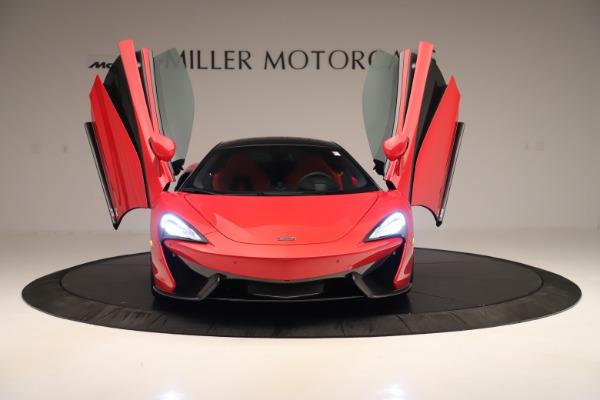 Used 2016 McLaren 570S Coupe for sale Sold at Alfa Romeo of Westport in Westport CT 06880 9