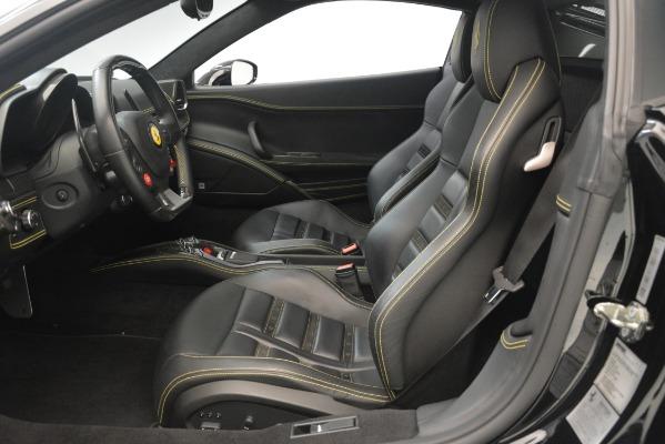 Used 2011 Ferrari 458 Italia for sale Sold at Alfa Romeo of Westport in Westport CT 06880 14
