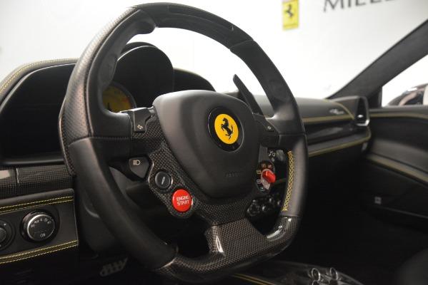 Used 2011 Ferrari 458 Italia for sale Sold at Alfa Romeo of Westport in Westport CT 06880 20