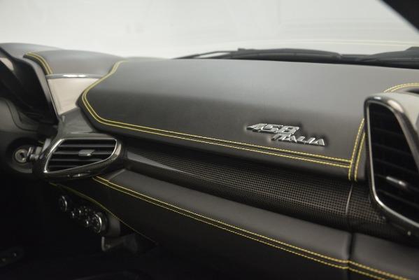 Used 2011 Ferrari 458 Italia for sale Sold at Alfa Romeo of Westport in Westport CT 06880 24