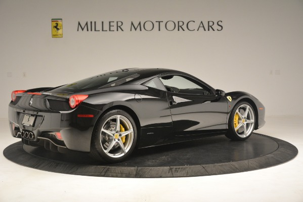 Used 2011 Ferrari 458 Italia for sale Sold at Alfa Romeo of Westport in Westport CT 06880 8