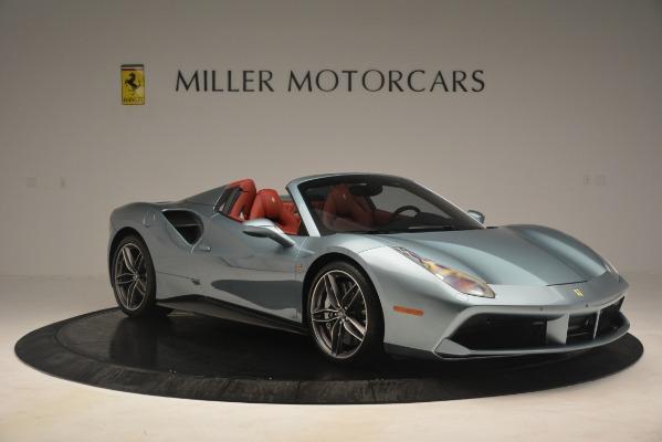 Used 2017 Ferrari 488 Spider for sale Sold at Alfa Romeo of Westport in Westport CT 06880 11