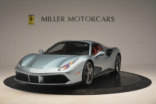 Used 2017 Ferrari 488 Spider for sale Sold at Alfa Romeo of Westport in Westport CT 06880 13