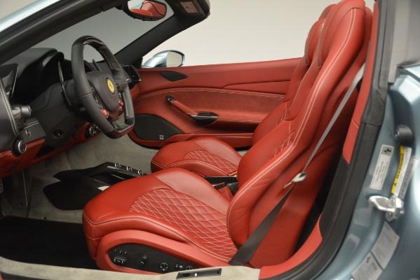 Used 2017 Ferrari 488 Spider for sale Sold at Alfa Romeo of Westport in Westport CT 06880 19
