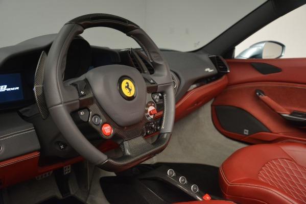 Used 2017 Ferrari 488 Spider for sale Sold at Alfa Romeo of Westport in Westport CT 06880 25