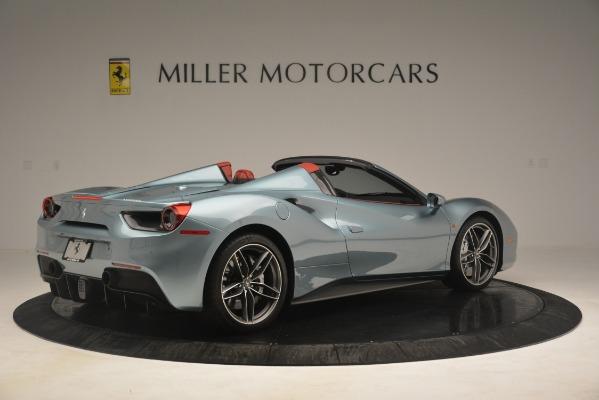 Used 2017 Ferrari 488 Spider for sale Sold at Alfa Romeo of Westport in Westport CT 06880 8
