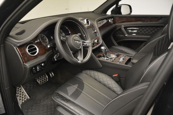 Used 2017 Bentley Bentayga W12 for sale Sold at Alfa Romeo of Westport in Westport CT 06880 20