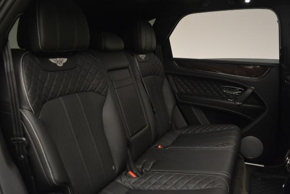 Used 2017 Bentley Bentayga W12 for sale Sold at Alfa Romeo of Westport in Westport CT 06880 24