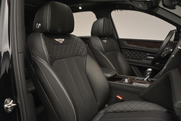 Used 2017 Bentley Bentayga W12 for sale Sold at Alfa Romeo of Westport in Westport CT 06880 27