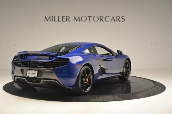 Used 2015 McLaren 650S Coupe for sale $139,900 at Alfa Romeo of Westport in Westport CT 06880 7