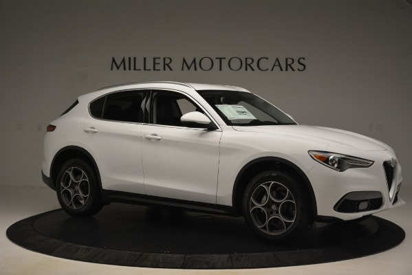 New 2019 Alfa Romeo Stelvio Q4 for sale Sold at Alfa Romeo of Westport in Westport CT 06880 10