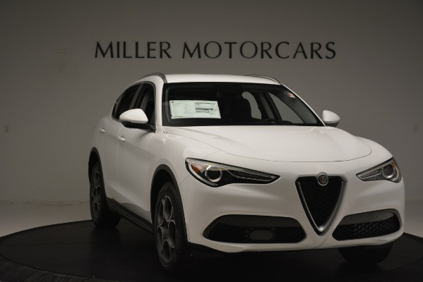 New 2019 Alfa Romeo Stelvio Q4 for sale Sold at Alfa Romeo of Westport in Westport CT 06880 11