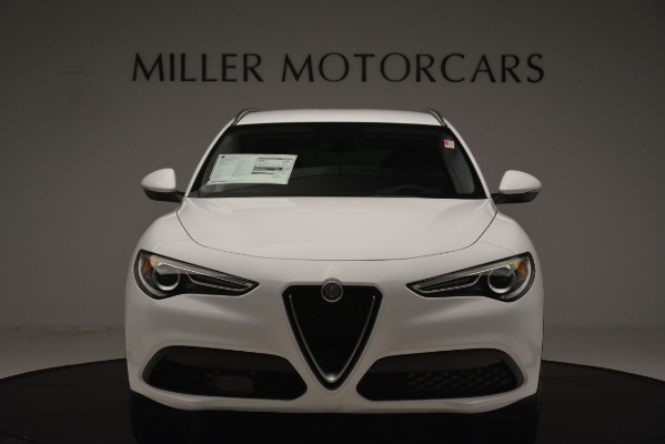 New 2019 Alfa Romeo Stelvio Q4 for sale Sold at Alfa Romeo of Westport in Westport CT 06880 12