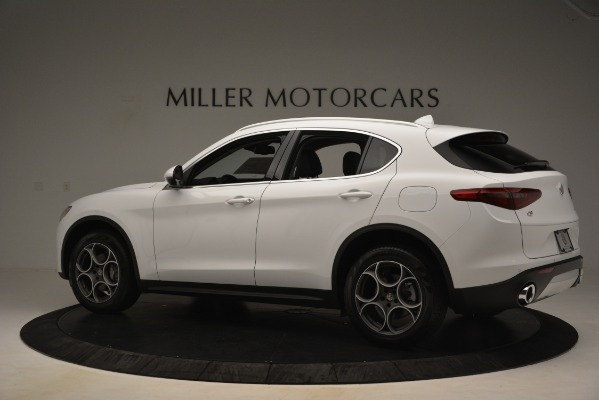 New 2019 Alfa Romeo Stelvio Q4 for sale Sold at Alfa Romeo of Westport in Westport CT 06880 4