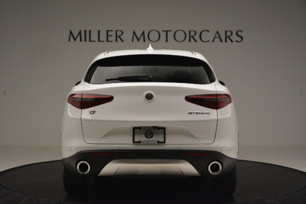 New 2019 Alfa Romeo Stelvio Q4 for sale Sold at Alfa Romeo of Westport in Westport CT 06880 6